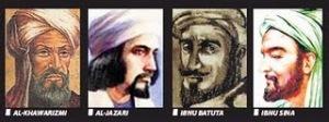 al khawarizmi, ibn sina, hayyan, kajayaan islam, kemunduran