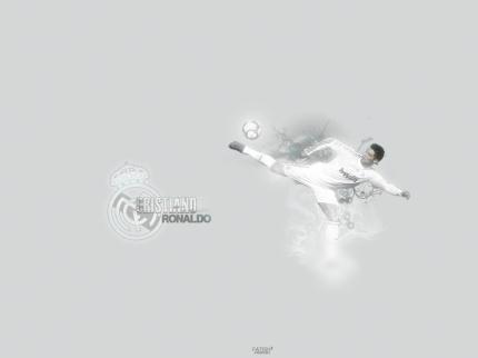 klub sepak bola, real madrid, real madrid wallpaper, 1024x768 pixel, download wallpaper real madrid, real madrid jpg, Cristiano Ronaldo white