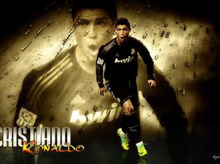 klub sepak bola, real madrid, real madrid wallpaper, 1024x768 pixel, download wallpaper real madrid, real madrid jpg, Cristiano Ronaldo 2012